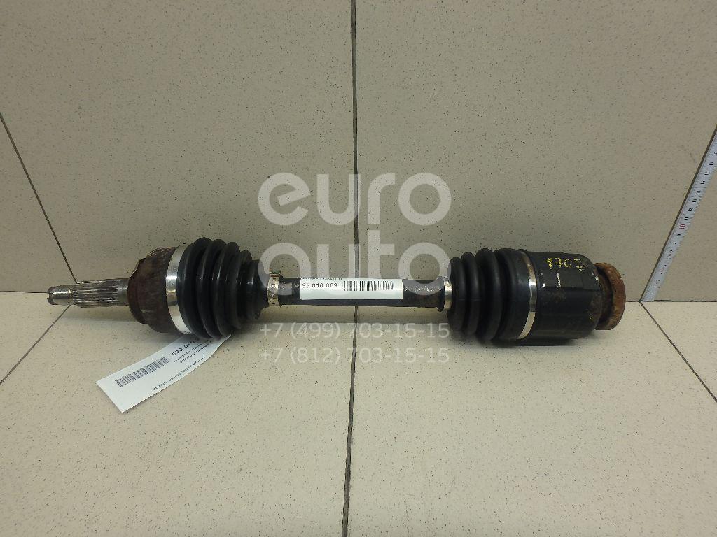 Купить Полуось передняя правая Kia Sorento 2002-2009; (495003E111)