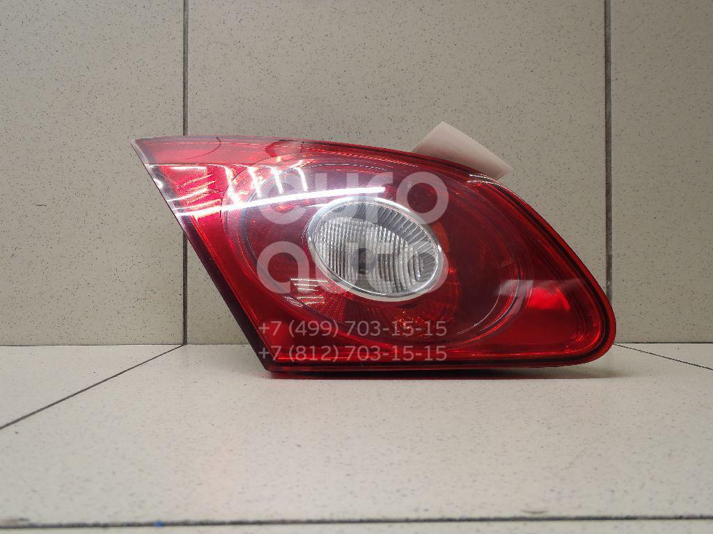Купить Фонарь задний внутренний левый VW Passat CC 2008-; (3C8945093D)