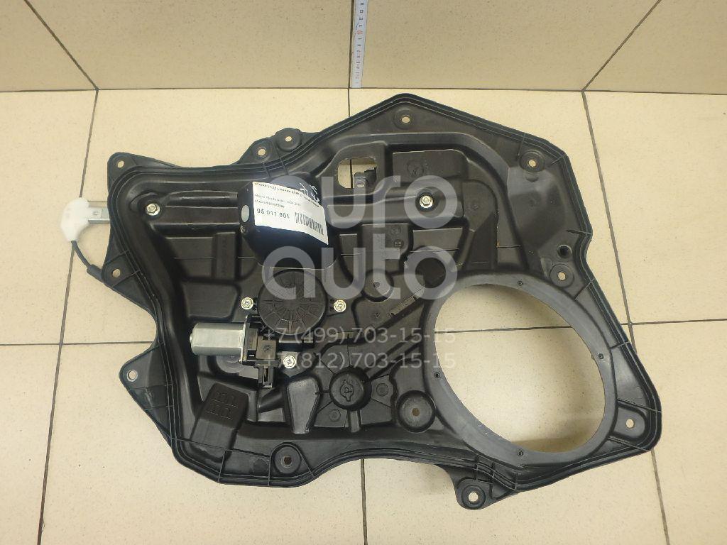 Купить Стеклоподъемник электр. задний правый Mazda Mazda 3 (BL) 2009-2013; (BBM472590)