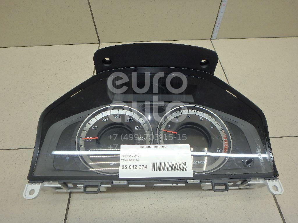 Купить Панель приборов Volvo S60 2010-; (36001837)
