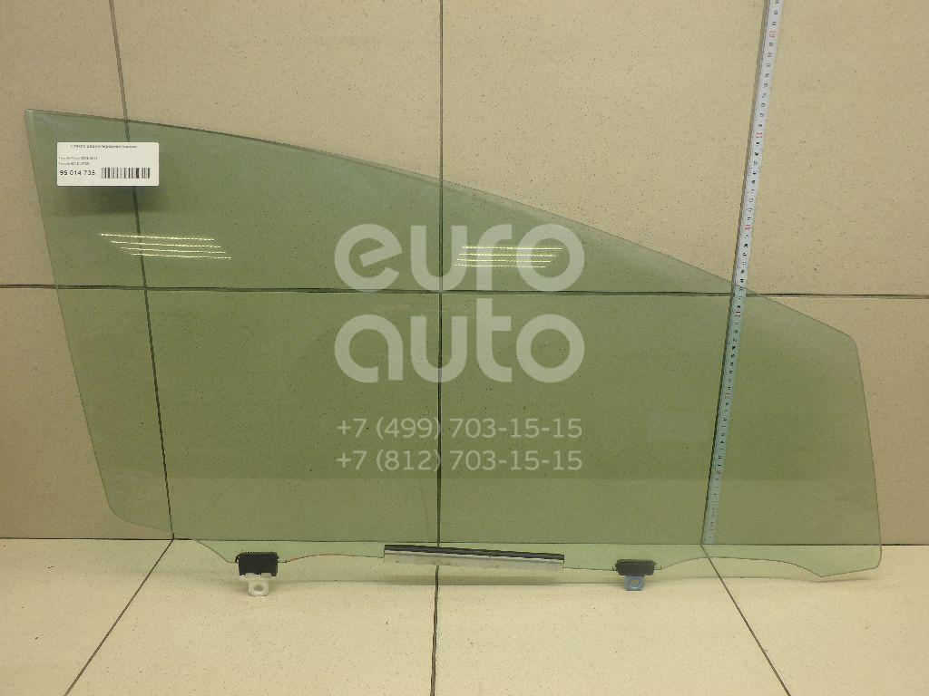 Купить Стекло двери передней правой Toyota Prius 2009-2015; (6810147081)