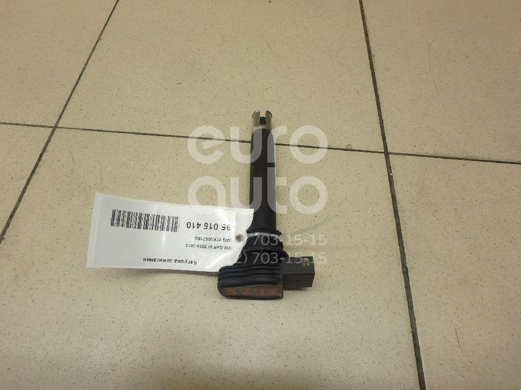 Купить Катушка зажигания VW Golf VI 2009-2013; (07K905715G)