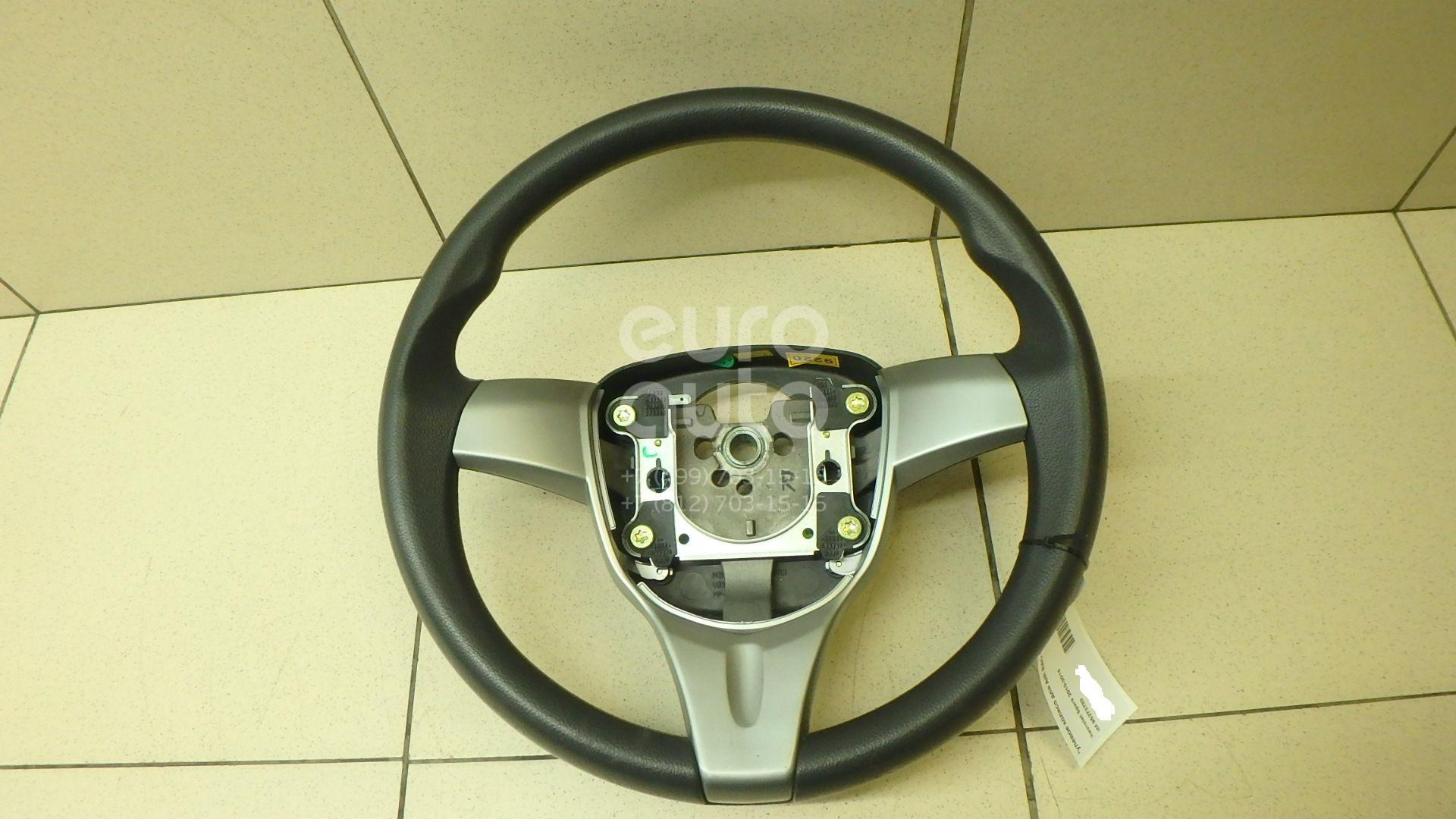 Купить Рулевое колесо для AIR BAG (без AIR BAG) Chevrolet Spark 2010-2015; (95273783)