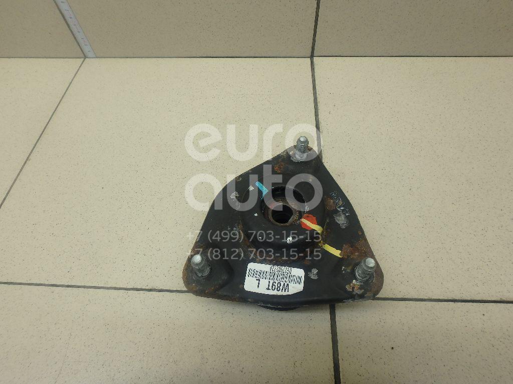 Опора переднего амортизатора Kia Cerato 2009-2013; (546101M000)