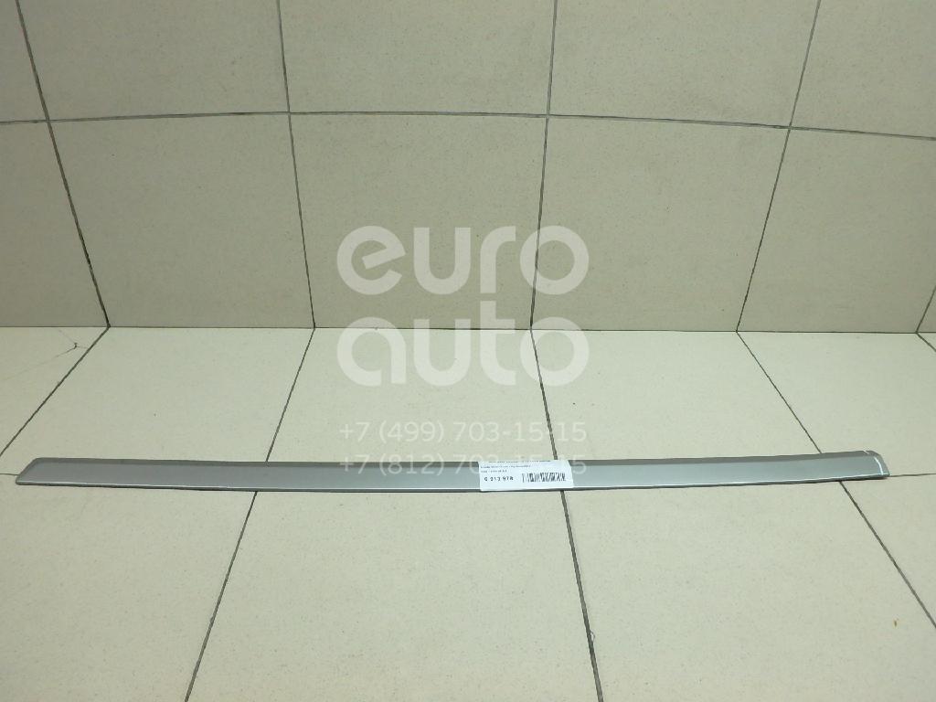 Молдинг передней правой двери Skoda Octavia (A5 1Z-) 2004-2013; (1Z0853518A)  - купить со скидкой
