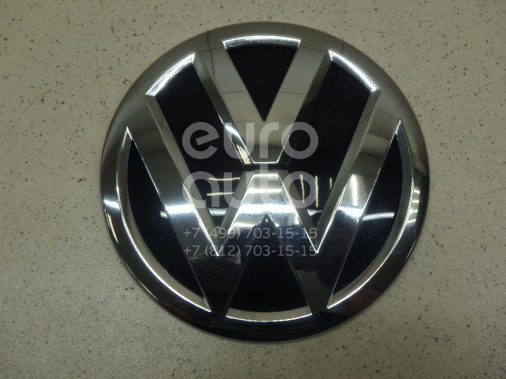 Купить Эмблема VW Jetta 2011-; (5C6853630FULM)