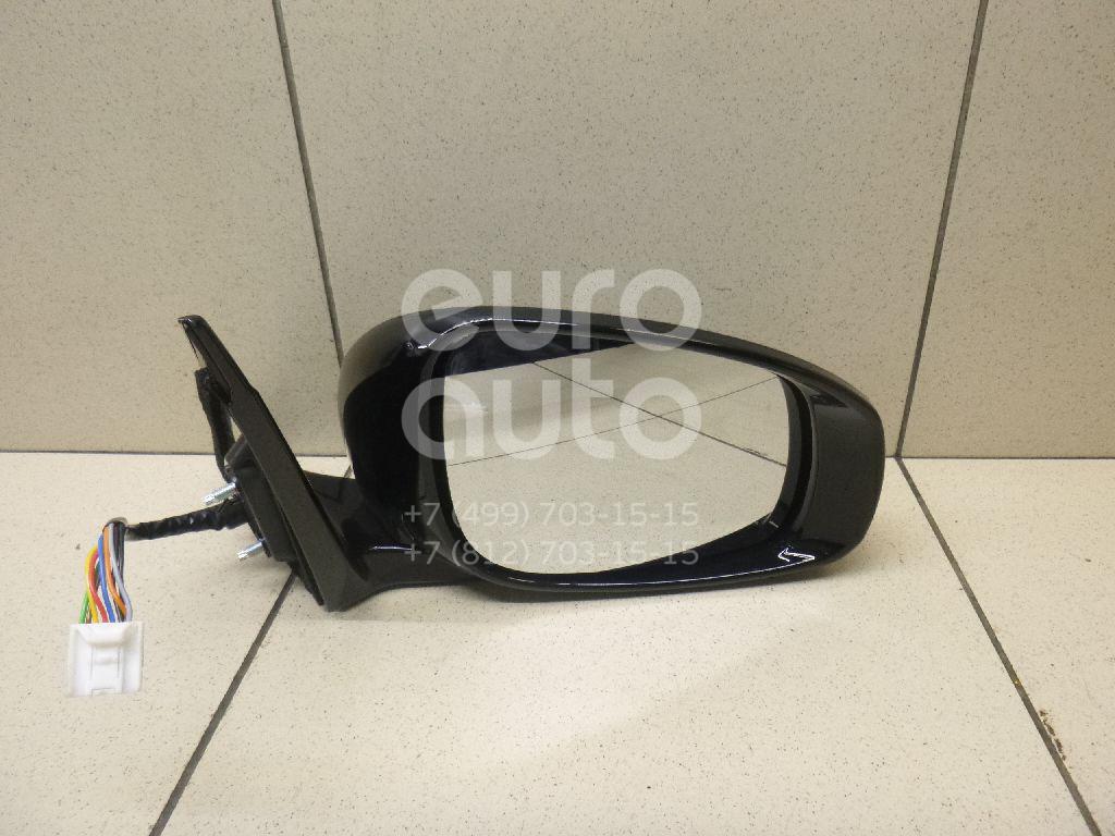 Зеркало правое электрическое Nissan Teana J32 2008-2013; (96301JN10A)