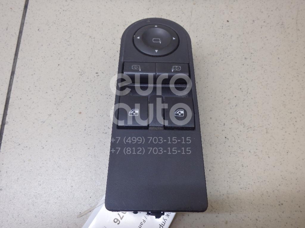 Купить Блок управления стеклоподъемниками Opel Astra H / Family 2004-2015; (13228706)
