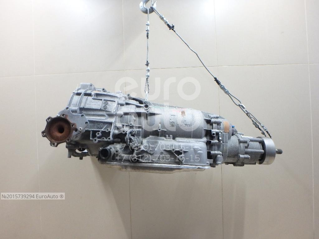 Купить АКПП (автоматическая коробка переключения передач) Audi A4 [B8] 2007-2015; (0BK300038D001)
