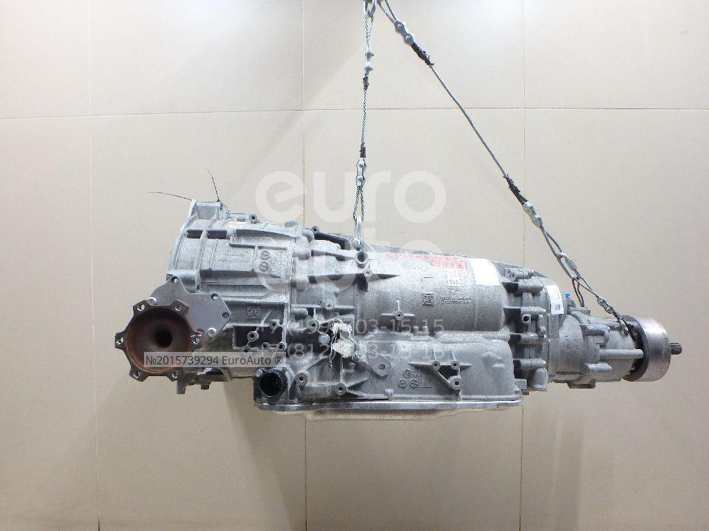 Купить АКПП (автоматическая коробка переключения передач) Audi A4 [B8] 2007-2015; (0BK300040A001)