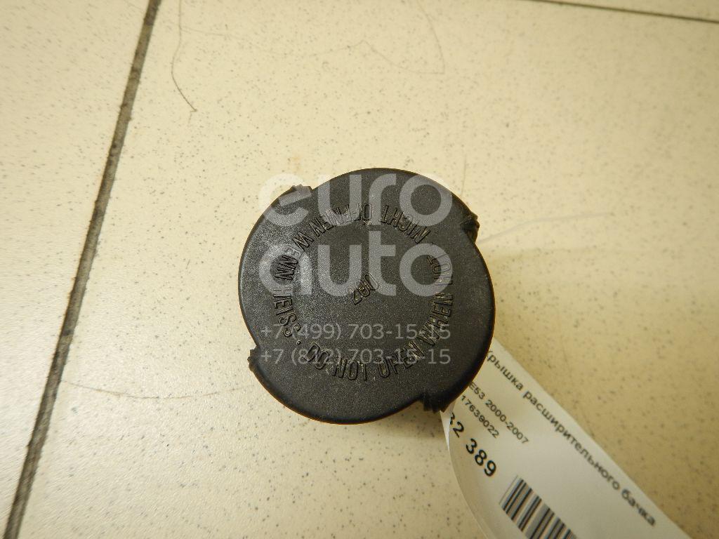 Купить Крышка расширительного бачка BMW X5 E53 2000-2007; (17117639022)