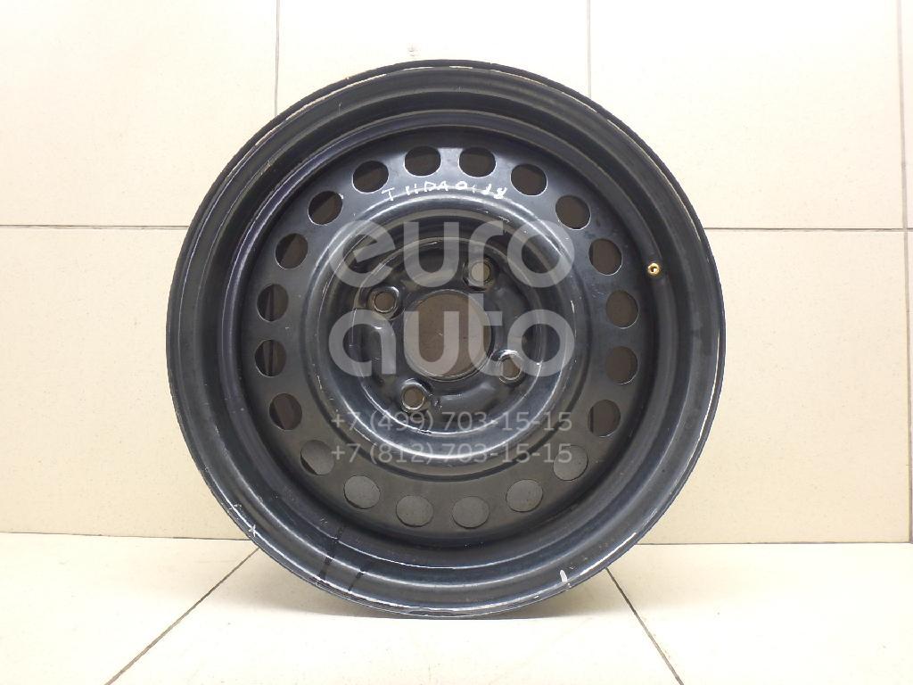 Купить Диск колесный железо Nissan Tiida (C11) 2007-2014; (40300ED507)