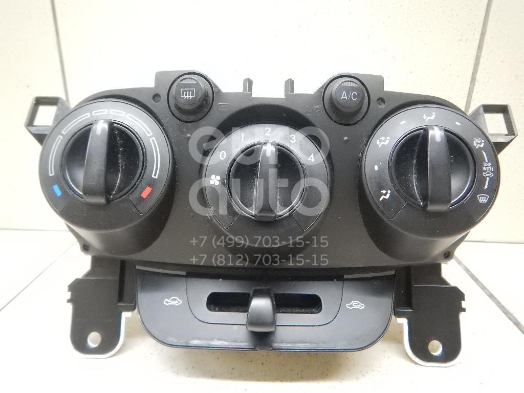 Купить Блок управления отопителем Mazda Mazda 2 (DE) 2007-2014; (D65161190C)