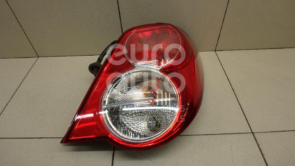 Купить Фонарь задний правый Chevrolet Aveo (T300) 2011-; (42407873)