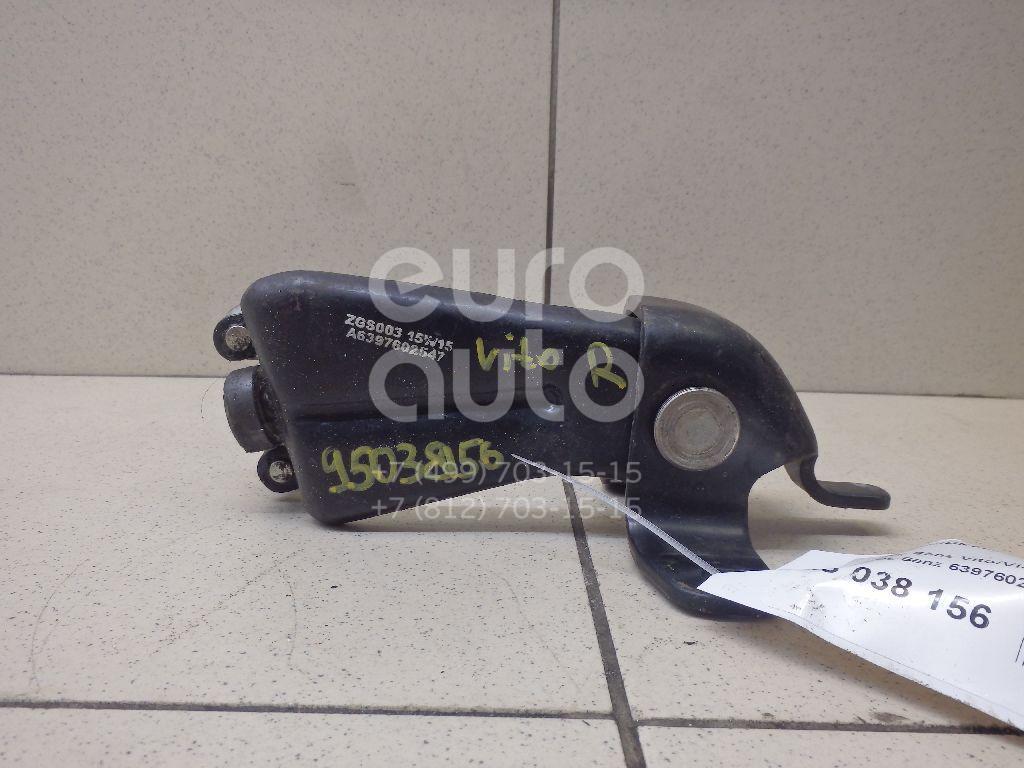 Купить Ролик двери сдвижной средний Mercedes Benz Vito/Viano-(639) 2003-2014; (6397602547)