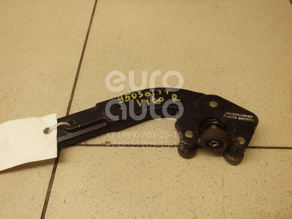 Купить Ролик двери сдвижной нижний Mercedes Benz Vito/Viano-(639) 2003-2014; (6397630147)