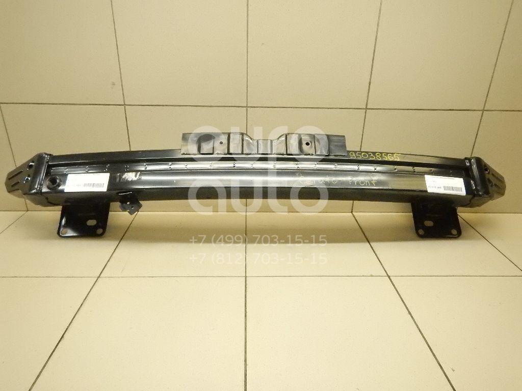 Купить Усилитель переднего бампера Kia Cerato 2013-; (86530A7100)