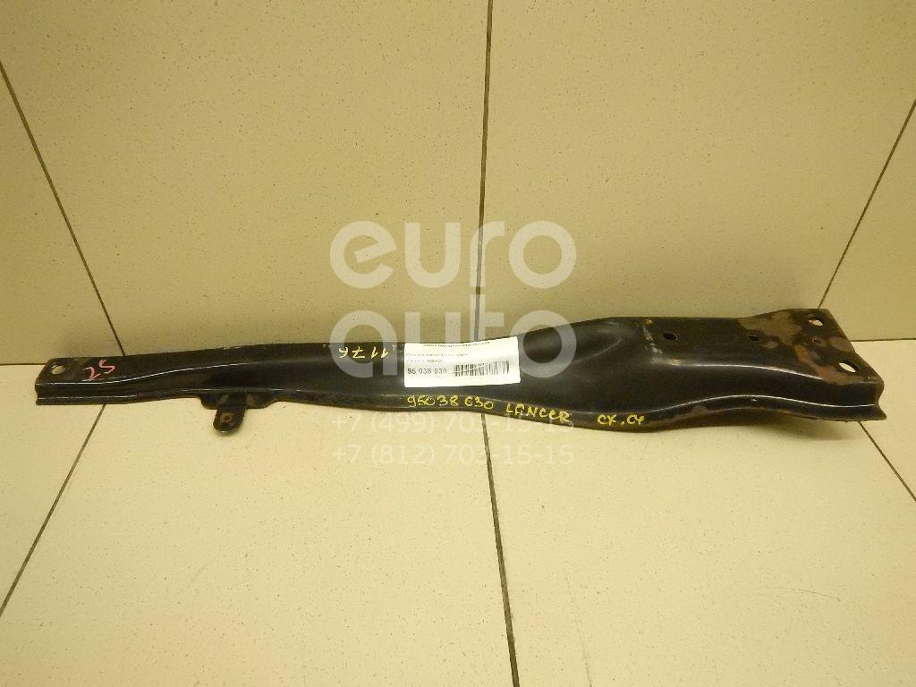 Купить Балка передняя продольная Mitsubishi Lancer (CX, CY) 2007-; (4000A094)