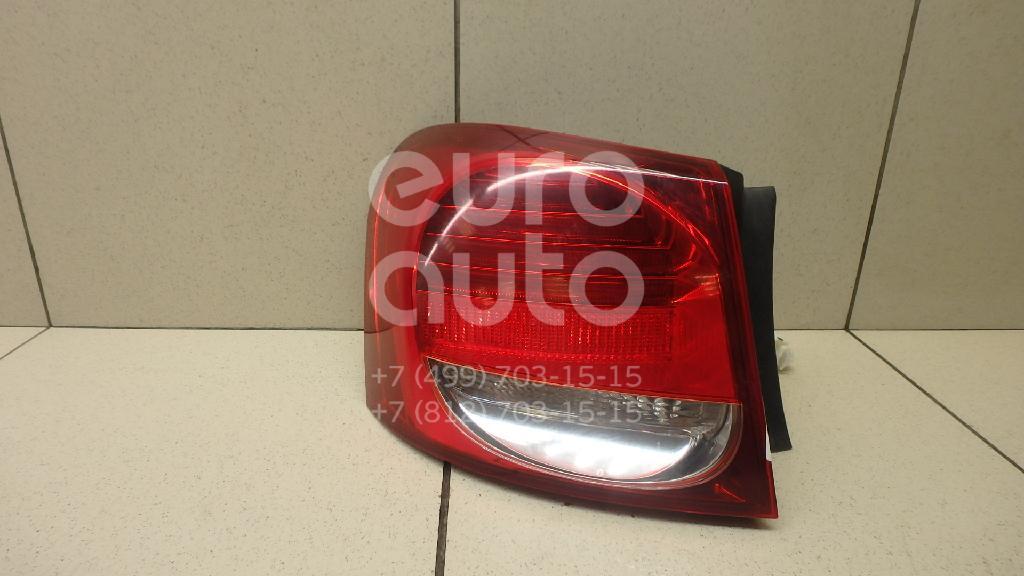 Купить Фонарь задний наружный левый Lexus GS 300/400/430 2005-2011; (8156130A30)