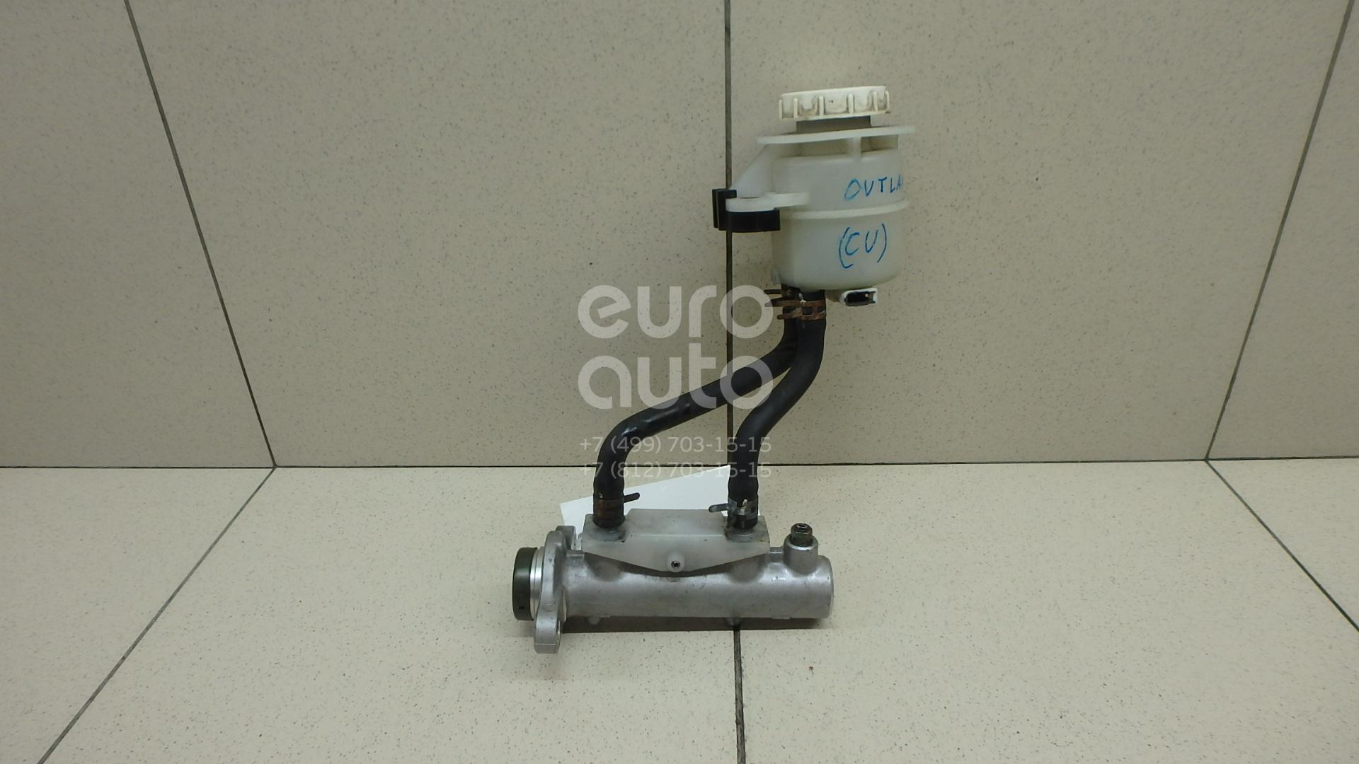Купить Цилиндр тормозной главный Mitsubishi Outlander (CU) 2001-2008; (MN113522)