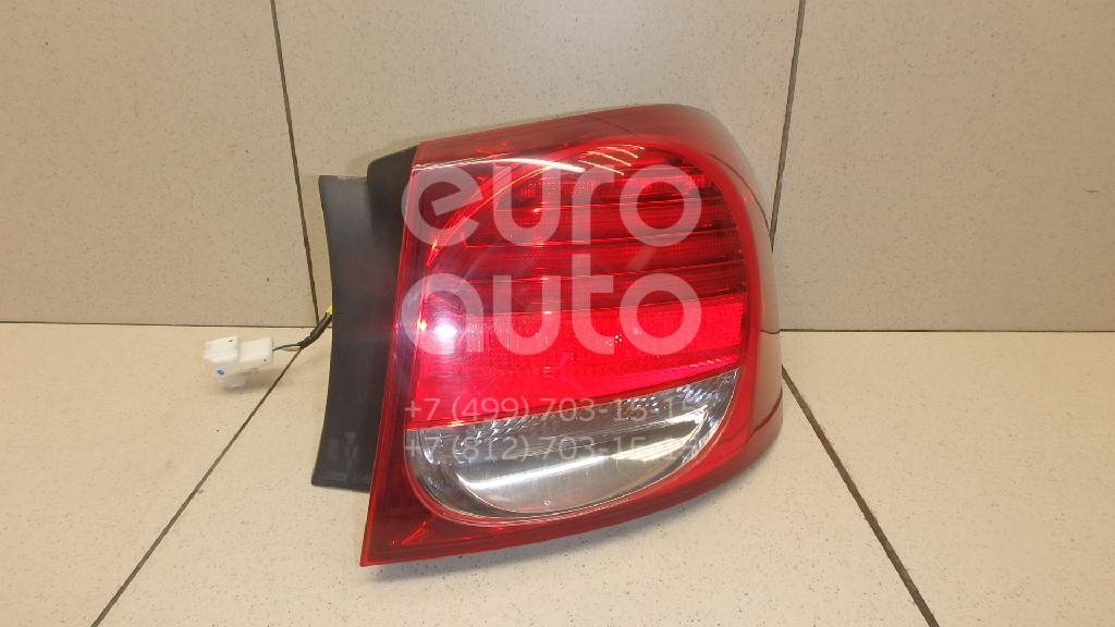 Купить Фонарь задний наружный правый Lexus GS 300/400/430 2005-2011; (8155130A40)