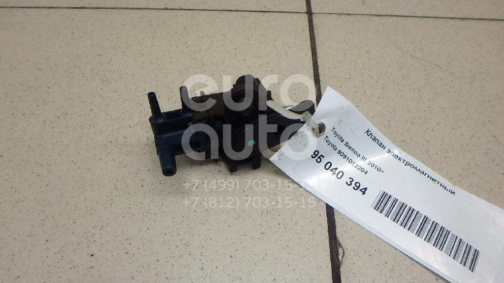 Купить Клапан электромагнитный Toyota Sienna III 2010-; (9091012204)