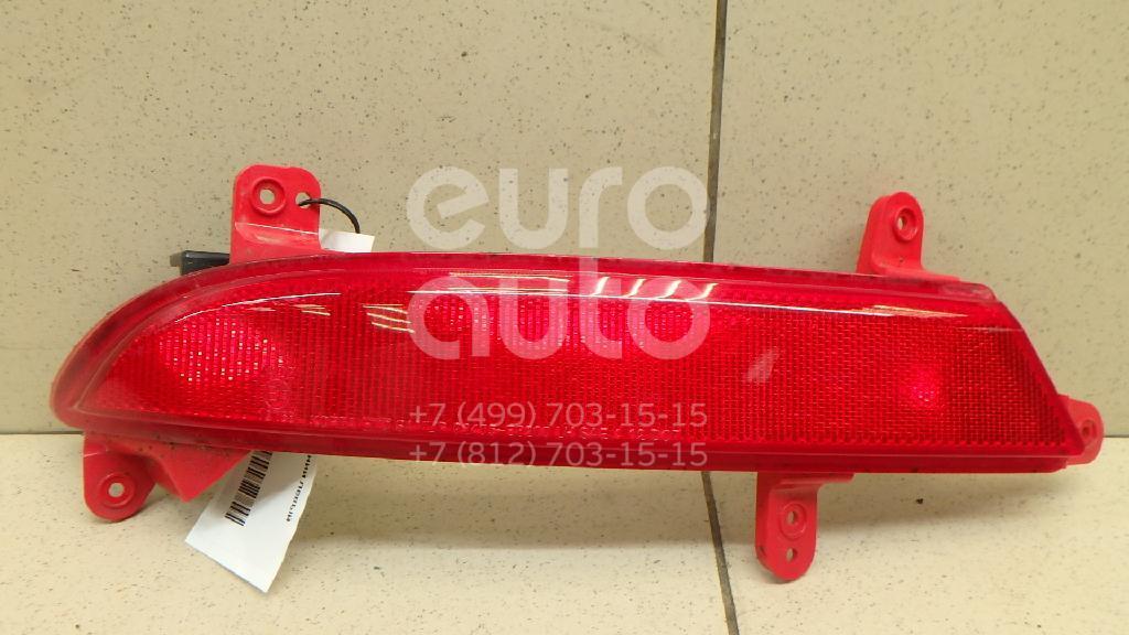 Купить Отражатель в бампер задний левый Hyundai Grand Santa Fe 2013-; (92405B8200)