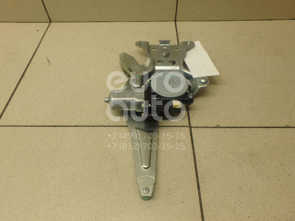 Купить Стеклоподъемник электр. задний правый Suzuki SX4 2006-2013; (8350179J12)