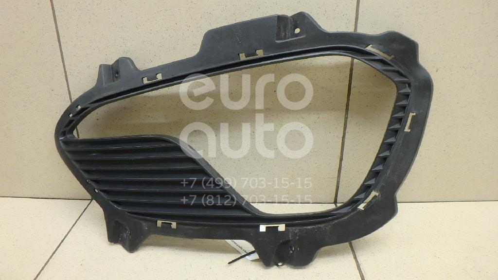 Купить Рамка противотуманной фары левой Hyundai Grand Santa Fe 2013-; (86563B8100)