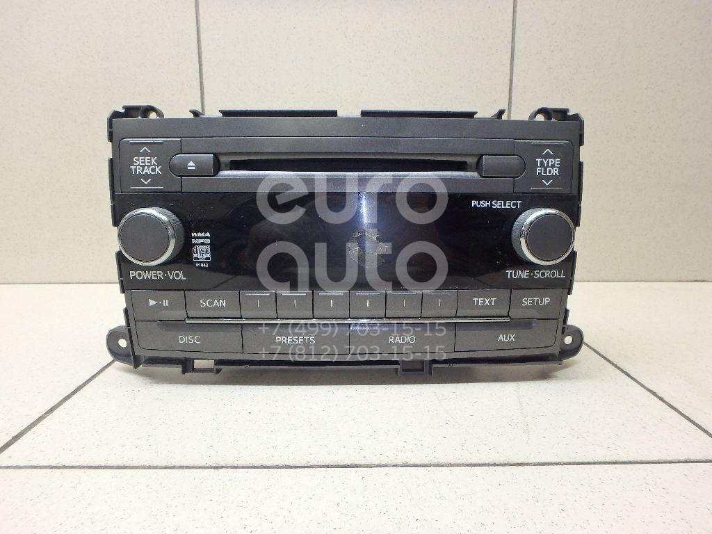 Купить Магнитола Toyota Sienna III 2010-; (8612008270)