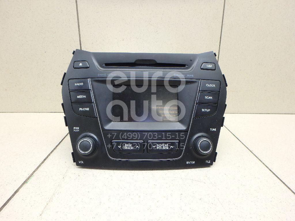 Купить Магнитола Hyundai Grand Santa Fe 2013-; (96180B89514X)