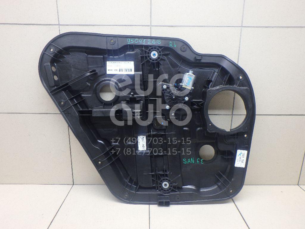 Купить Стеклоподъемник электр. задний левый Hyundai Grand Santa Fe 2013-; (83471B8000)