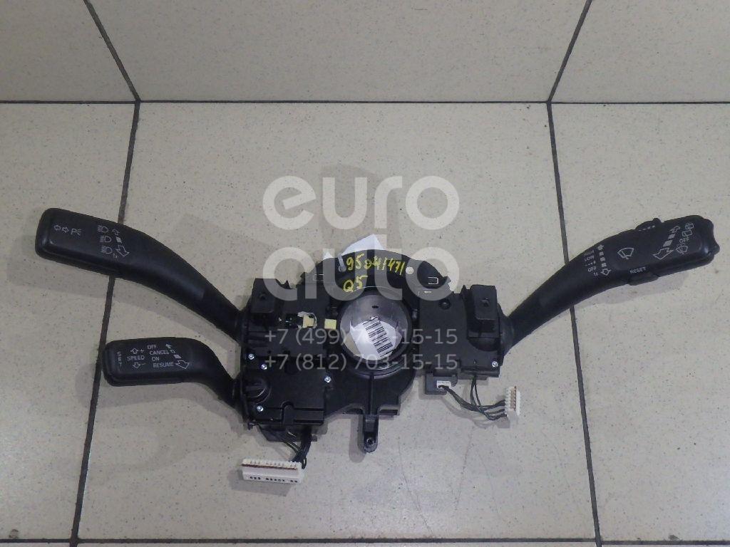 Купить Переключатель подрулевой в сборе Audi Q5 [8R] 2008-2017; (8K0953502BK)