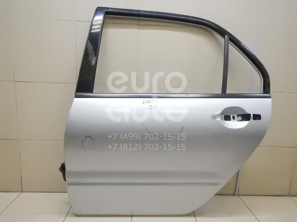 Купить Дверь задняя левая Mitsubishi Lancer (CS/Classic) 2003-2008; (MN150439)