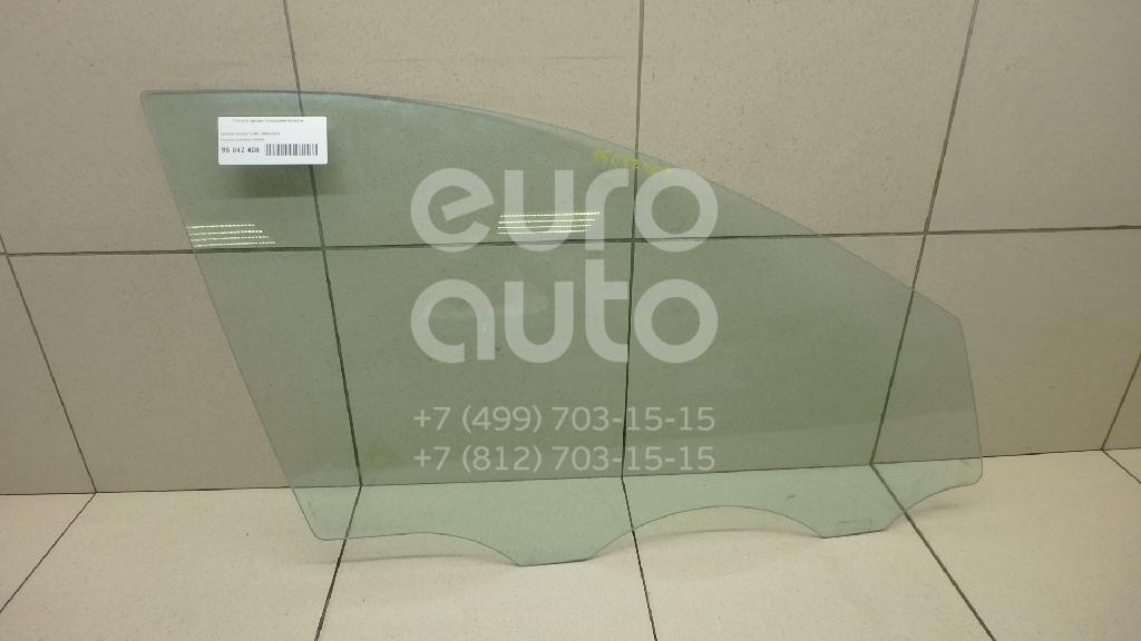 Стекло двери передней правой Hyundai Sonata V (NF) 2005-2010; (824213K000)