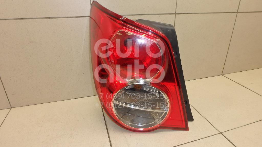 Купить Фонарь задний левый Chevrolet Aveo (T300) 2011-; (42407872)