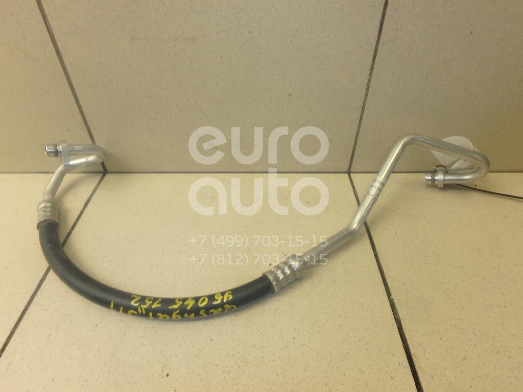 Купить Трубка кондиционера Nissan Qashqai (J11) 2014-; (92490BM90B)