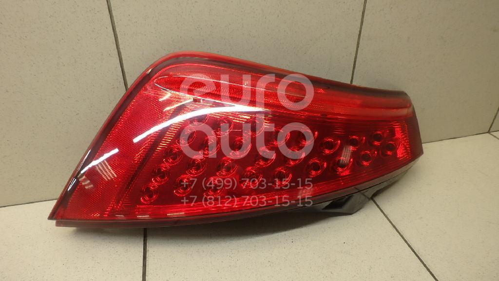 Купить Фонарь задний левый Nissan Murano (Z50) 2004-2008; (26555CC20A)