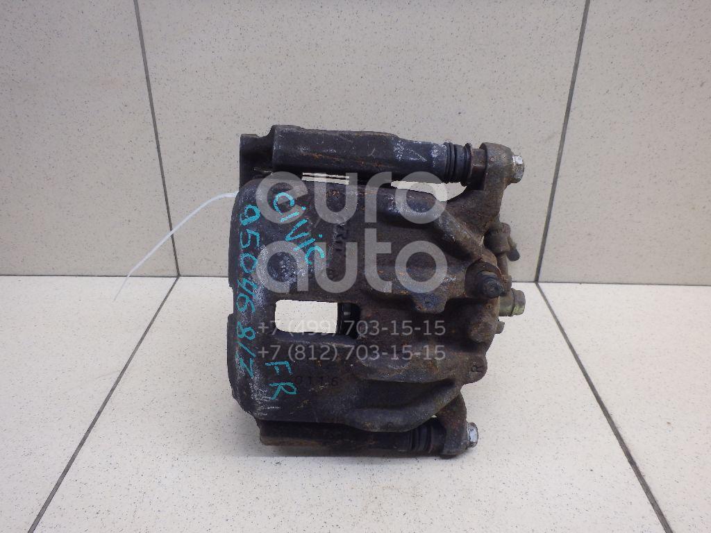 Купить Суппорт тормозной передний правый Honda Civic 5D 2006-2012; (45012SMGE01)