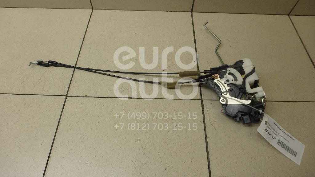 Купить Замок двери передней правой Mitsubishi Outlander XL (CW) 2006-2012; (5715A326)