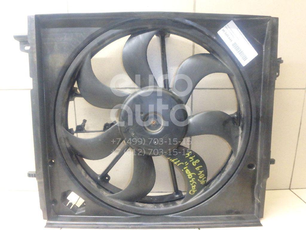 Купить Вентилятор радиатора Nissan Qashqai (J11) 2014-; (21481BM90A)