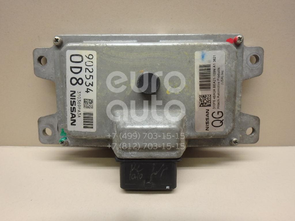 Купить Блок управления АКПП Nissan Pathfinder (R52) 2014-; (310F64BA0A)