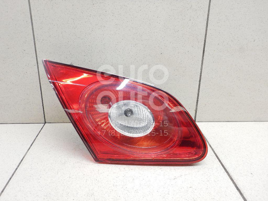 Купить Фонарь задний внутренний левый VW Passat CC 2008-2017; (3C8945093D)