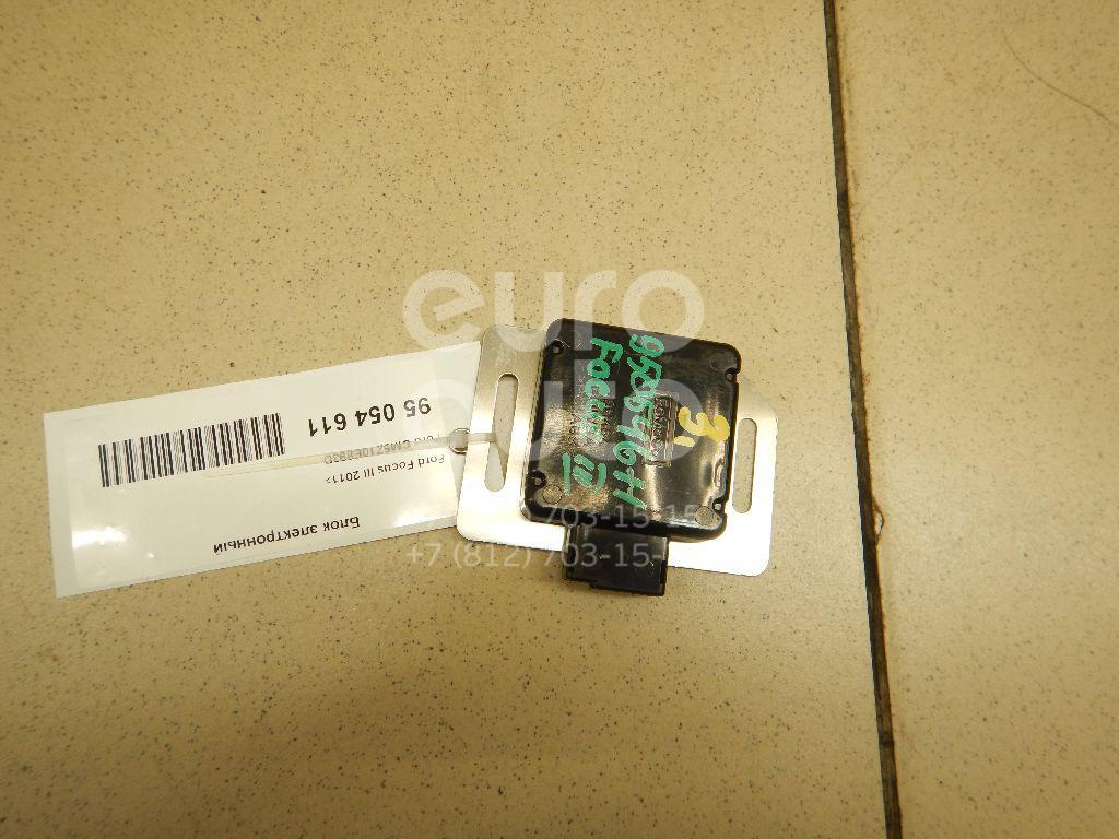 Купить Блок электронный Ford Focus III 2011-; (CM5Z10E893D)