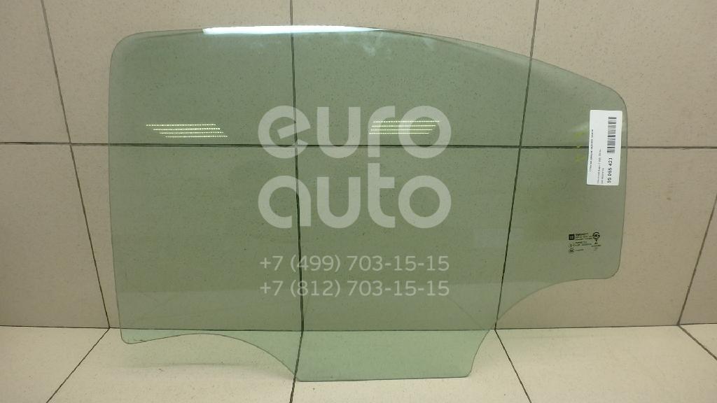 Купить Стекло двери задней левой Chevrolet Aveo (T300) 2011-; (95229724)