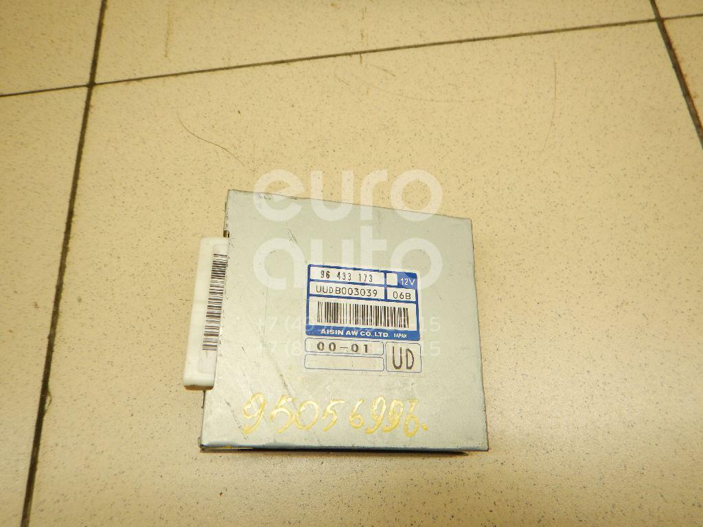 Блок управления АКПП Chevrolet Lacetti 2003-2013; (96433173)
