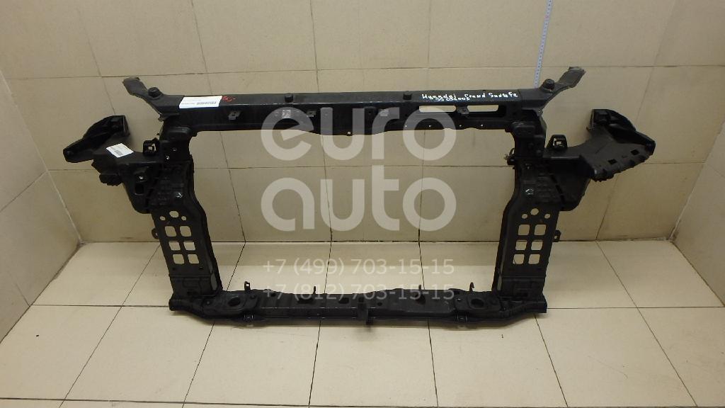 Купить Панель передняя Hyundai Grand Santa Fe 2013-; (641012W200)