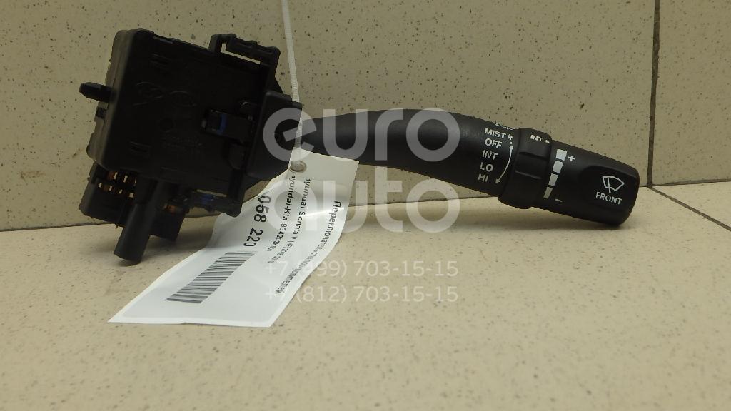 Купить Переключатель стеклоочистителей Hyundai Sonata V (NF) 2005-2010; (934203K600)