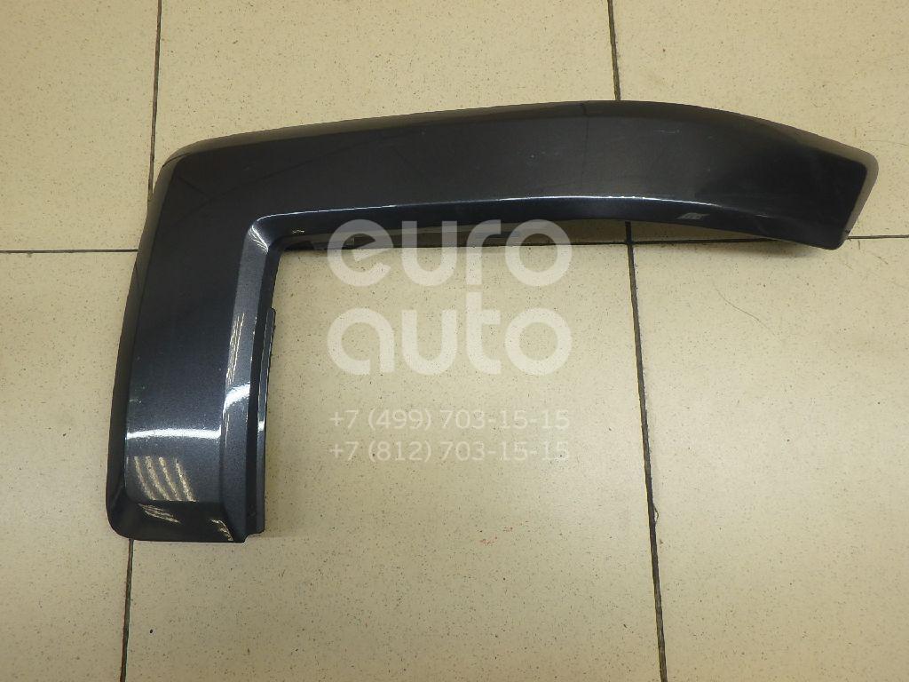 Купить Накладка переднего бампера левая Ford Fusion 2002-2012; (6N1117D750BCXWAA)