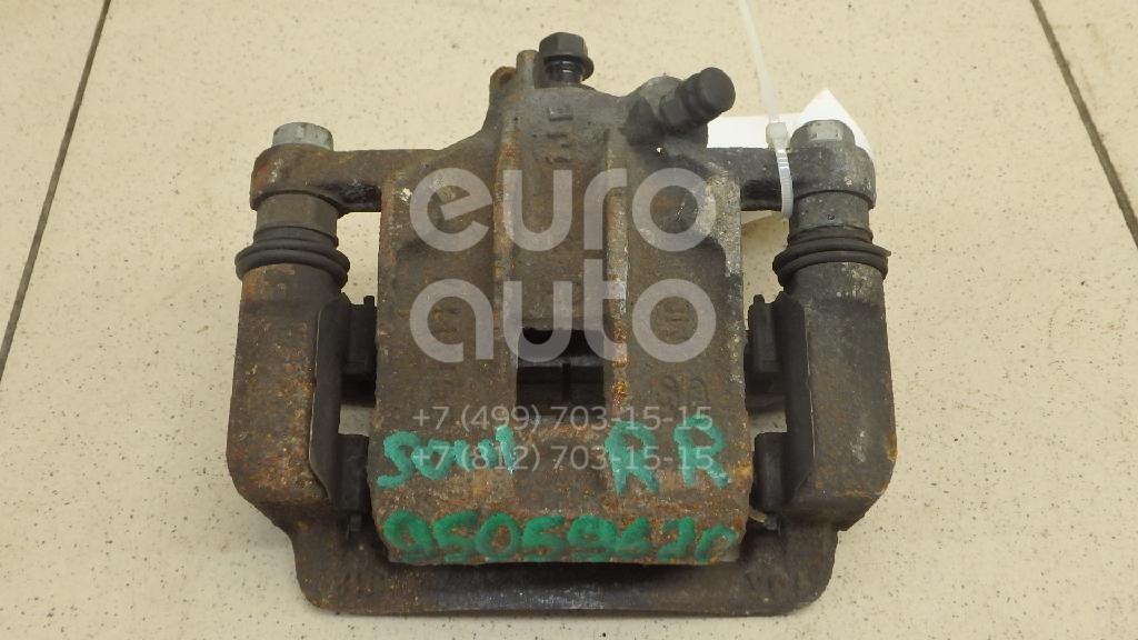 Купить Суппорт тормозной задний правый Kia Soul 2009-2014; (583112KA00)